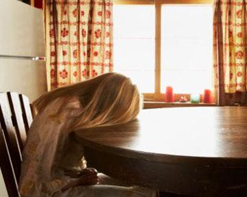 Как снять усталость и депрессию