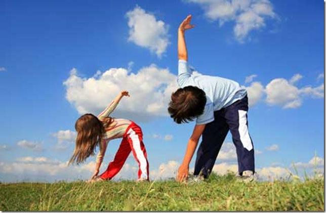Активный образ жизни помогает бороться со стрессом