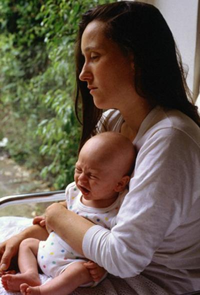 Как справится с послеродовой депрессией?