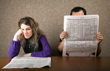 Кризис 7 лет брака