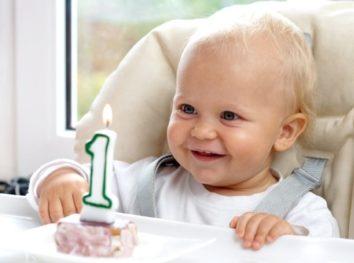 Воспитание ребенка от 1 года